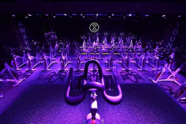 XYZ Spin Gym Hong Kong